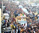 Body of CRPF soldier Kaushal Kumar Rawat reached his village