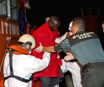 A TOTAL OF 30 IMMIGRANTS RESCUED OFF SPANISH COAST