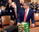 Tweeple take note of Rep lawyer's grocery bag at impeachment hearing