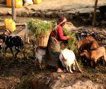 NEPAL LALITPUR DAILY LIFE