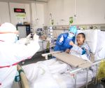 CHINA HUBEI WUHAN MEDICAL WORKERS