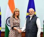 Members of European Parliament meet PM Modi