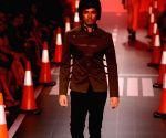 Lakme Fashion Week Winter/ Festive 2014 - Arjun Khanna