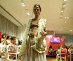 Anju Modi's collection at prelude to the Vogue Wedding Show 2015