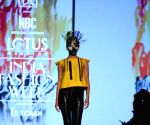 Lotus Make-up India Fashion Week - Nitin Bal Chauhan's collection showcased