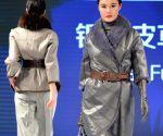 CHINA-BEIJING-FUR FASHION SHOW