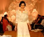 Vaani Kapoor turns Showstopper for Designer Payal Jain