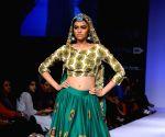 Lakme Fashion Week Winter/ Festive 2014 - Surendry