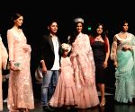 Lotus Make-up India Fashion Week - Parul and Ashie's collection showcased