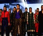 Lotus India Fashion Week - Day 3 - Amrich's show