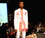 Lotus Make-up India Fashion Week - Day 4 - Paresh Lamba