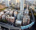 Mumbai Monorail trail runs