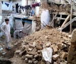 PAKISTAN KOHAT EARTHQUAKE DEATH TOLL