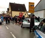 30 injured as car drives into carnival parade in Germany