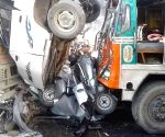 Two killed in Uttarakhand pile-up