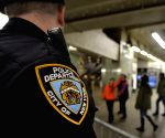 U.S. NEW YORK TERROR ATTACK SECURITY