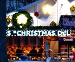 FRANCE PARIS CHAMPS ELYSEES CHRISTMAS MARKET REOPENING