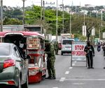 PHILIPPINES-QUEZON CITY-COMMUNITY QUARANTINE