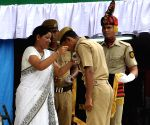 Independence Day Celebrations - dress rehearsals
