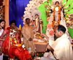 Durga Puja celebrations - 'Kumari Puja