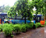 Rains lash New Delhi