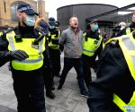 UK police hand out nearly 70K fines for breaching lockdown rules