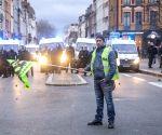FRANCE PARIS TRANSPORT STRIKE PENSION REFORM