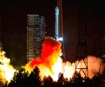 CHINA SICHUAN XICHANG SATELLITE LAUNCH