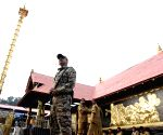 Number of Sabarimala pilgrims falls as police tighten rules