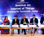 "Internet of Things building for Tomorrow...today""  - Seminar"