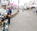 Violence hit Saharanpur