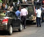 Free Photo: A SUV was found parked with suspected explosives outside Antilia, the home of industrialist Mukesh Ambani, in South Mumbai.