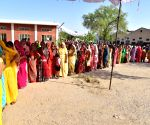 Rajasthan: 55.66% voting in Mandava till 3 pm