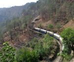 British-era Kalka-Shimla rail track facing threat