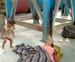 Heart-wrenching: Video shows toddler trying to wake up dead mother at Bihar station