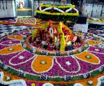 First Monday of 'Sawan' - 11 decorated 'Shivalingas' at Shivala Veer Bhan Temple