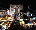Eid market near Charminar