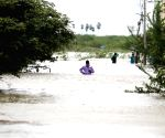 Floods in cyclone-hit Chennai