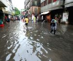 Flooded roads of Kolkata