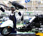 Narasapura (Karnataka): Honda's two-wheeler manufacturing plant