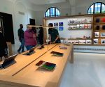 When tech met history: Apple at iconic Carnegie Library in Washington
