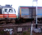 Auraiya (Uttar Pradesh): Kaifiyat Express derails in UP