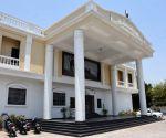 2019 Lok Sabha elections - Deserted state Congress headquarters