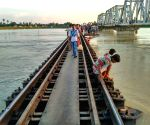 Darbhanga (Bihar): Floods