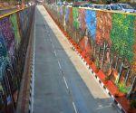 K.T. Rama Rao inaugurates underpass