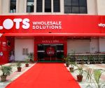 LOTS Wholesale Solutions launches its first Wholesale store in India