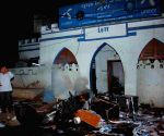 Secunderabad police station attacked