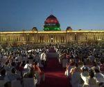 PM Modi's swearing-in ceremony underway at  Rashtrapati Bhavan
