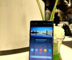 Samsung launches Galaxy Note 8