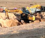 Banda (UP): Illegal mining